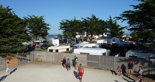 Camping La Grée Penvins Sarzeau