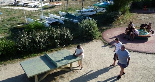 jeux Camping La Grée Penvins Sarzeau