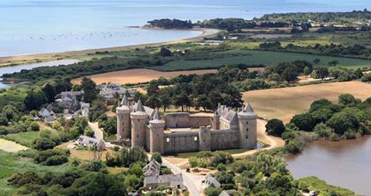 chateau suscinio