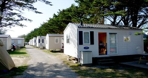 mobile home Camping La Grée Penvins Sarzeau